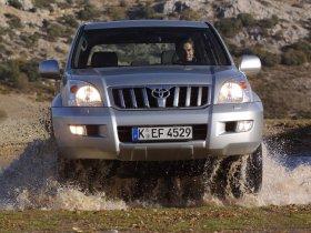 Ver foto 7 de Toyota Land Cruiser 2003