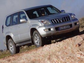 Ver foto 6 de Toyota Land Cruiser 2003