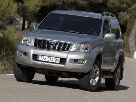 Ver foto 5 de Toyota Land Cruiser 2003