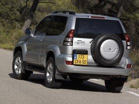 Ver foto 4 de Toyota Land Cruiser 2003