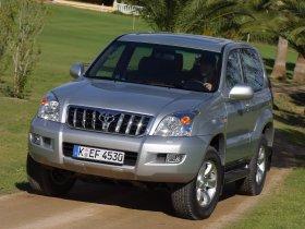 Ver foto 27 de Toyota Land Cruiser 2003