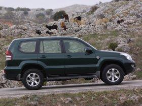 Ver foto 25 de Toyota Land Cruiser 2003
