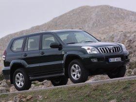 Ver foto 24 de Toyota Land Cruiser 2003