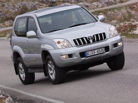 Ver foto 23 de Toyota Land Cruiser 2003