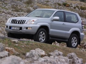 Ver foto 22 de Toyota Land Cruiser 2003