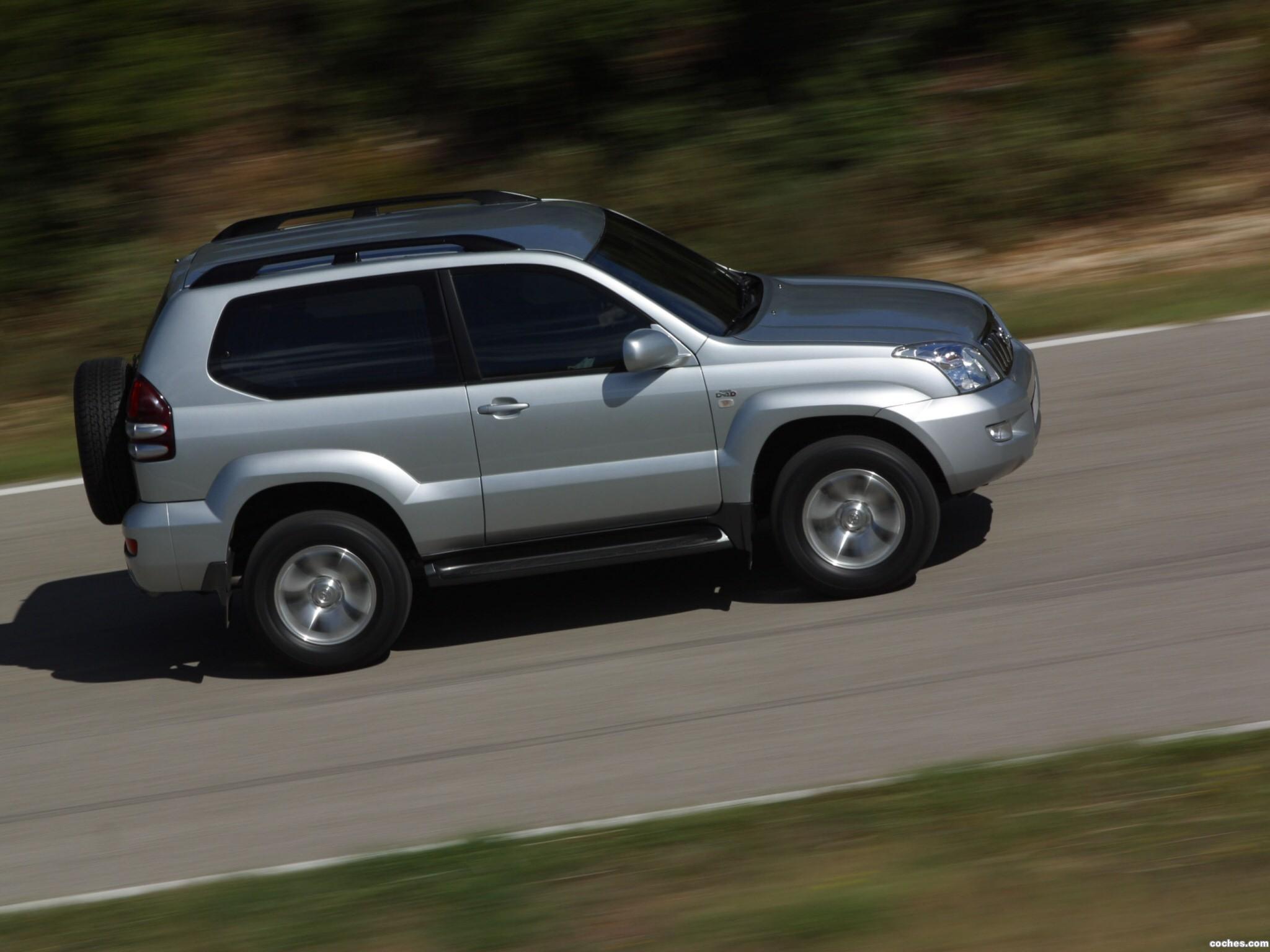 Foto 0 de Toyota Land Cruiser 2003