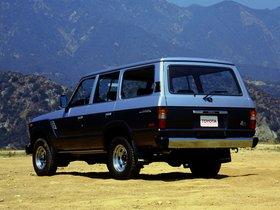 Ver foto 2 de Toyota Land Cruiser 60 FJ62 1987