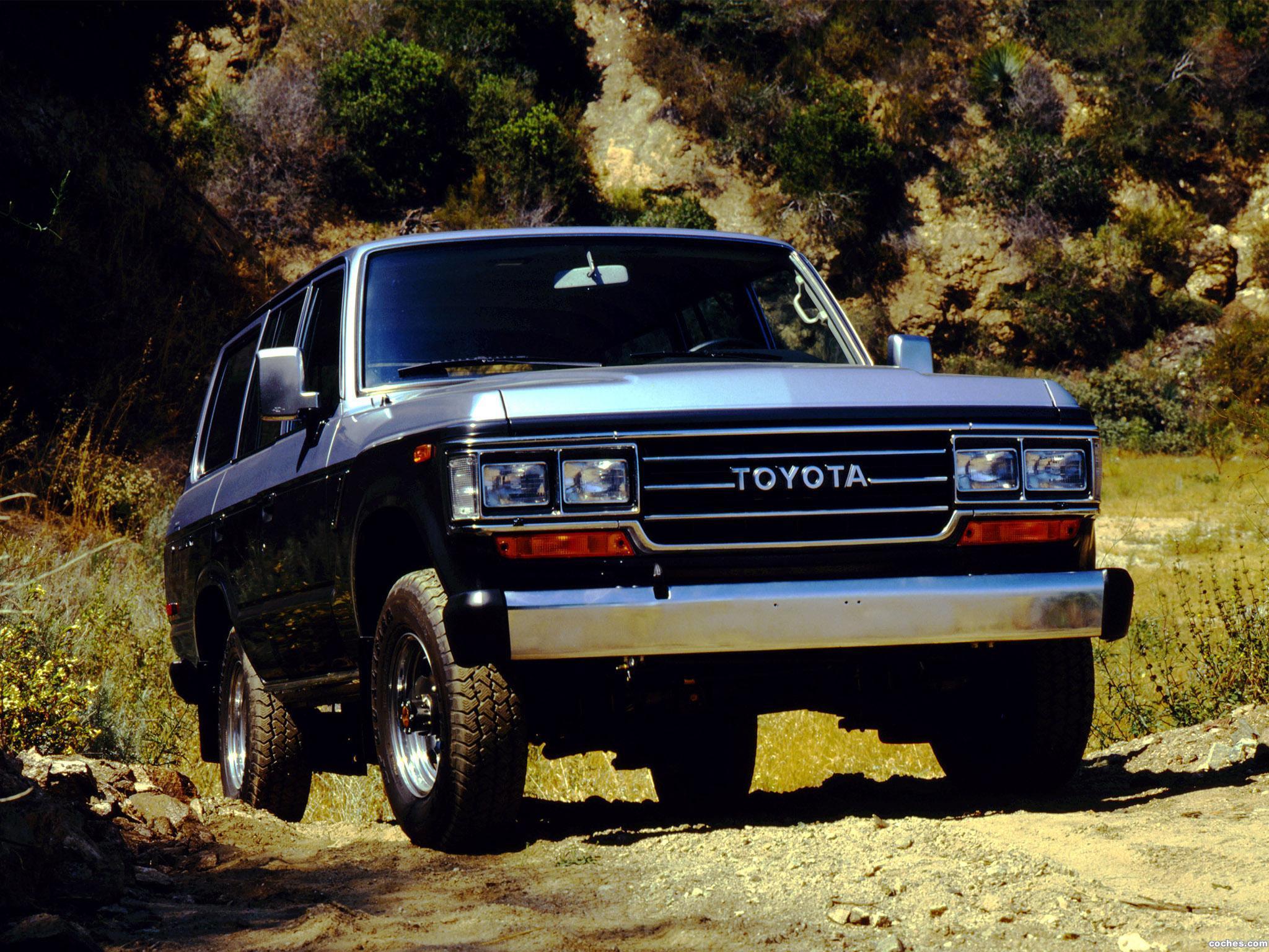 Foto 0 de Toyota Land Cruiser 60 FJ62 1987