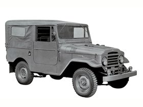 Fotos de Toyota Land Cruiser Canvas Top FJ21KB 1958