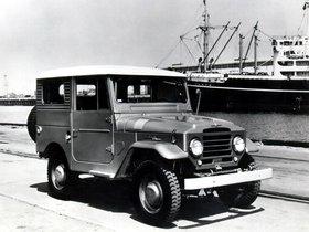 Ver foto 1 de Toyota Land Cruiser Hardtop FJ25L 1958