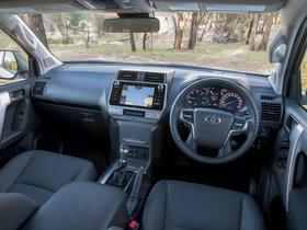 Ver foto 6 de Toyota Land Cruiser Prado GXL Australia  2017