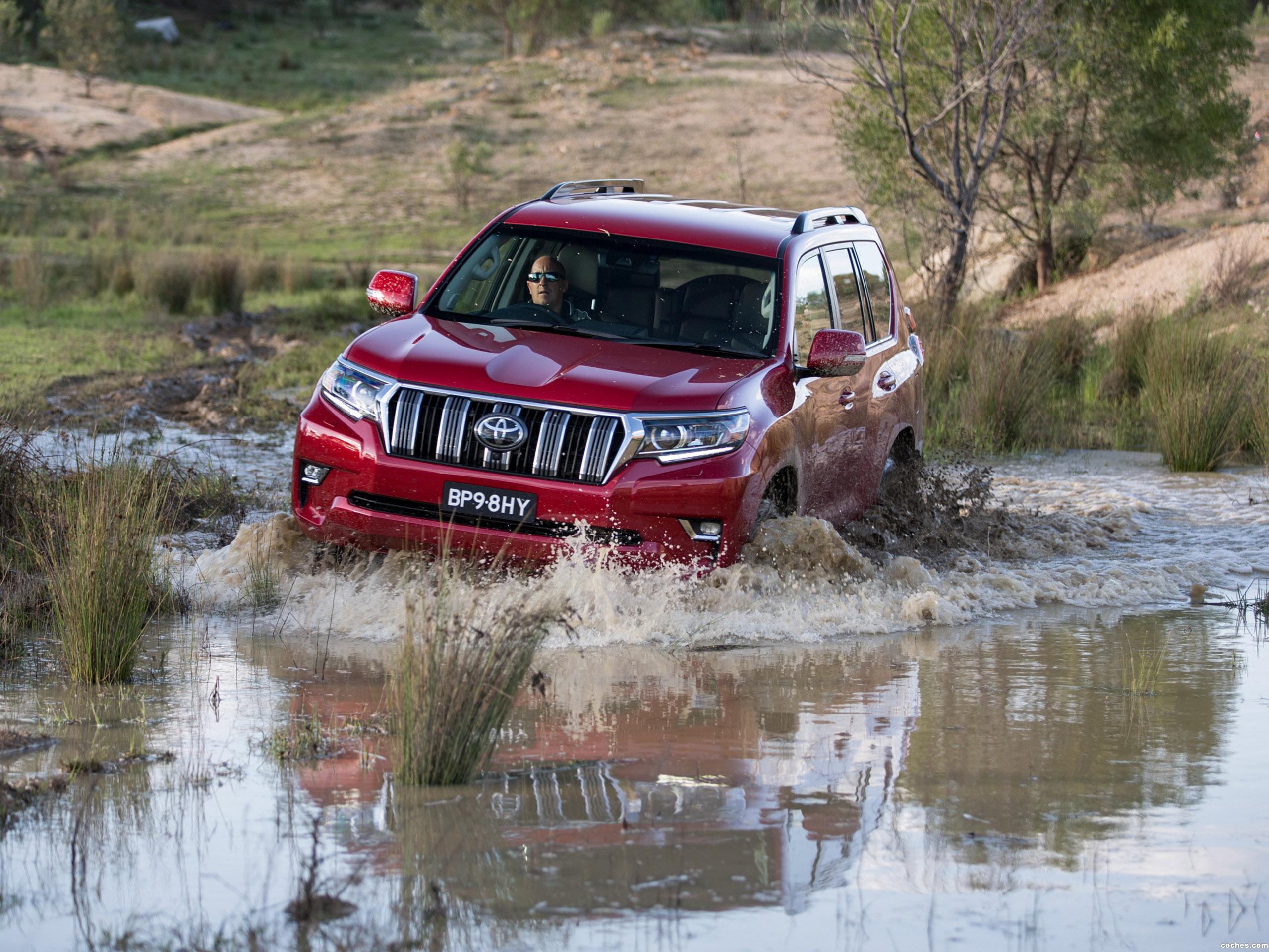 Foto 0 de Toyota Land Cruiser Prado Vx Australia  2017