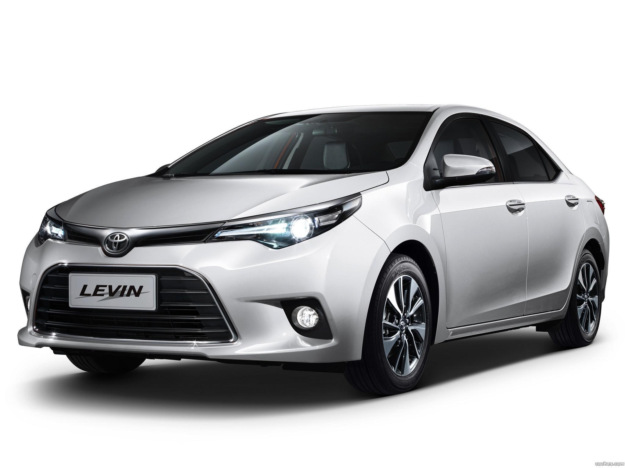 Foto 0 de Toyota Levin 2014