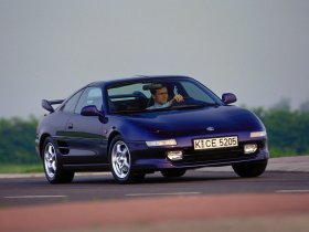 Ver foto 8 de Toyota MR2 1989