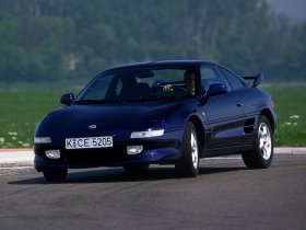 Ver foto 7 de Toyota MR2 1989