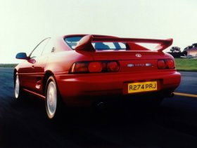 Ver foto 4 de Toyota MR2 1989