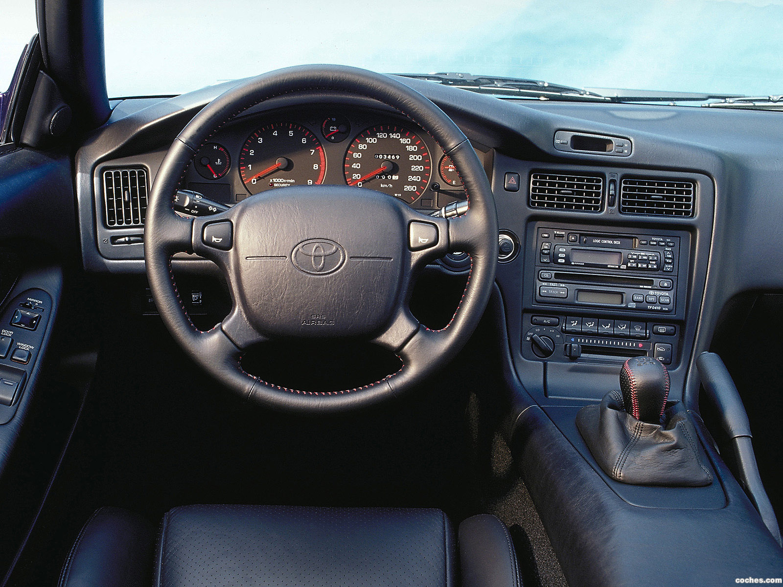 Foto 9 de Toyota MR2 1989