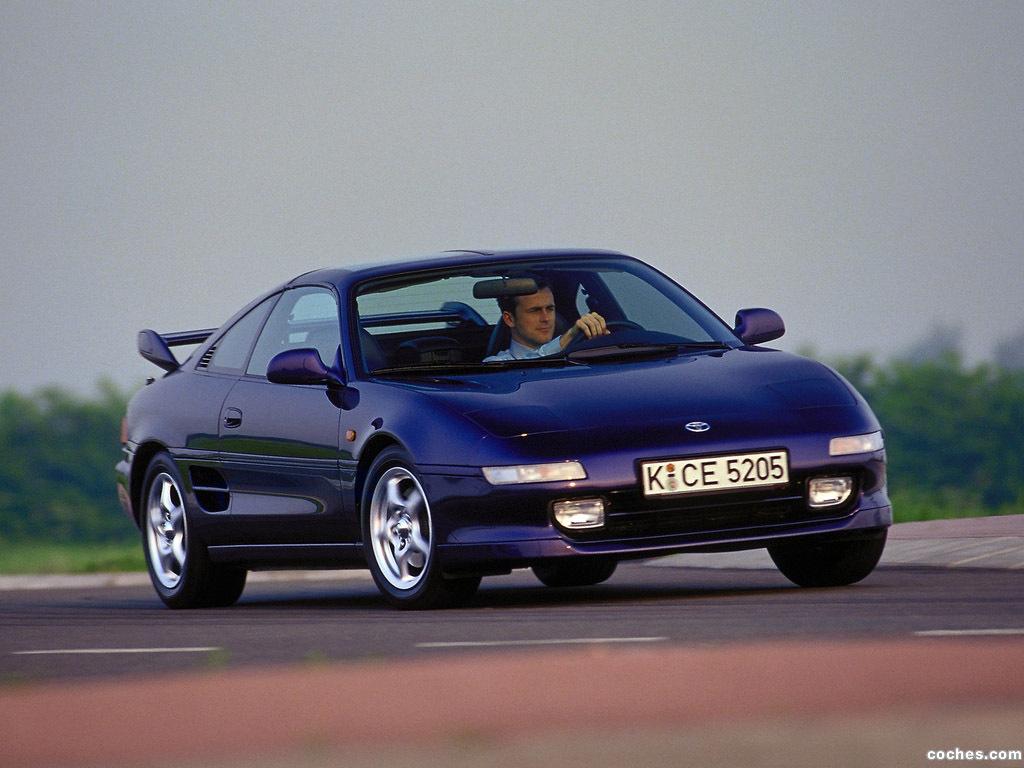 Foto 7 de Toyota MR2 1989