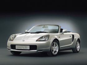 Ver foto 16 de Toyota MR2 1999