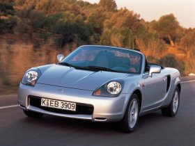 Ver foto 13 de Toyota MR2 1999