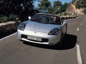 Ver foto 12 de Toyota MR2 1999