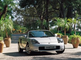 Ver foto 4 de Toyota MR2 1999