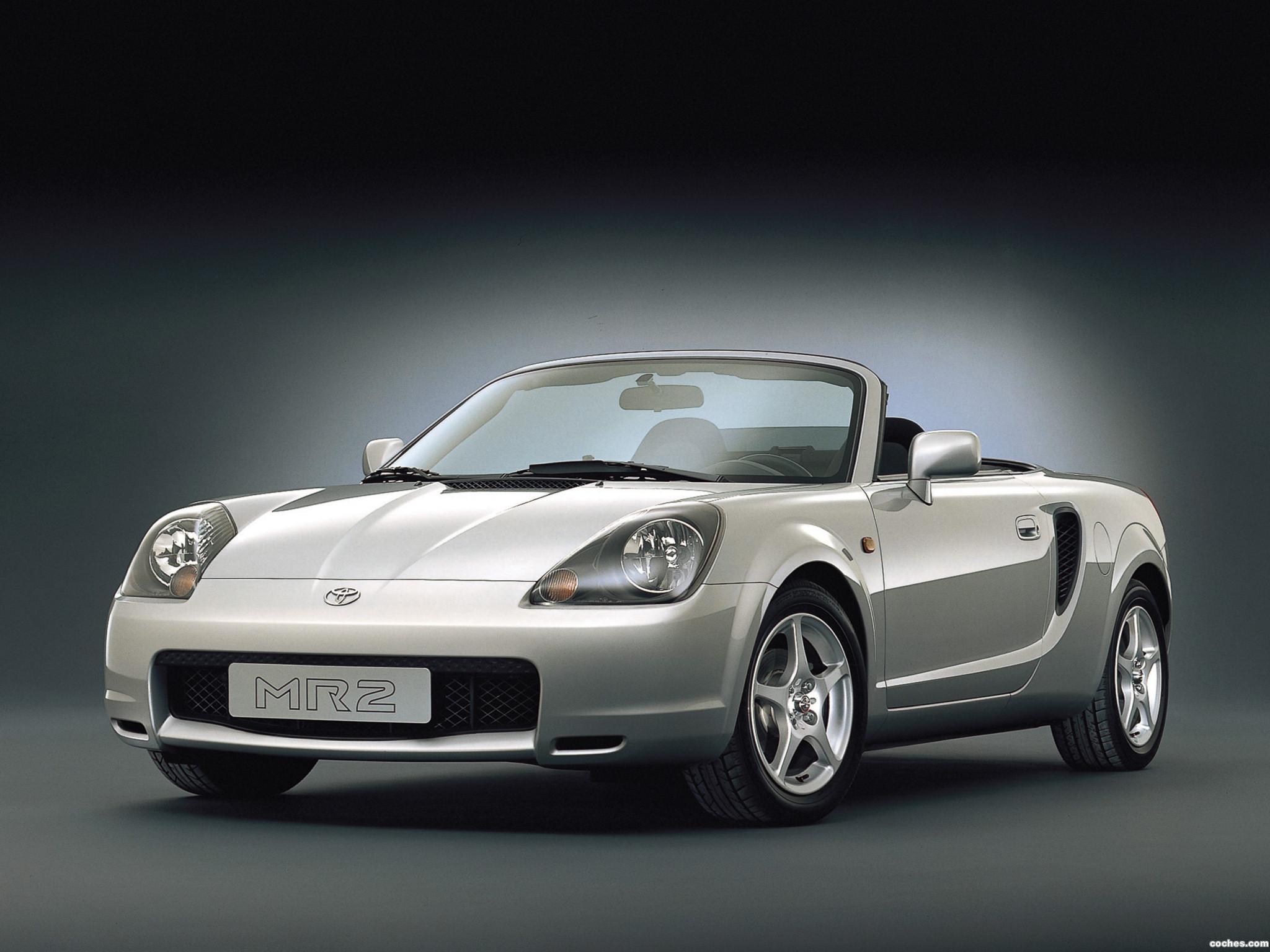 Foto 15 de Toyota MR2 1999