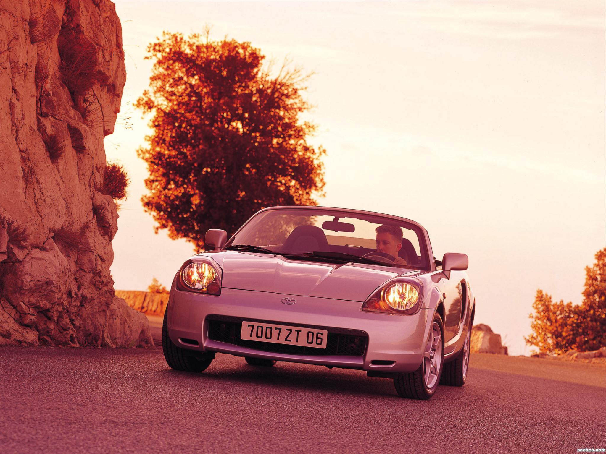 Foto 23 de Toyota MR2 1999