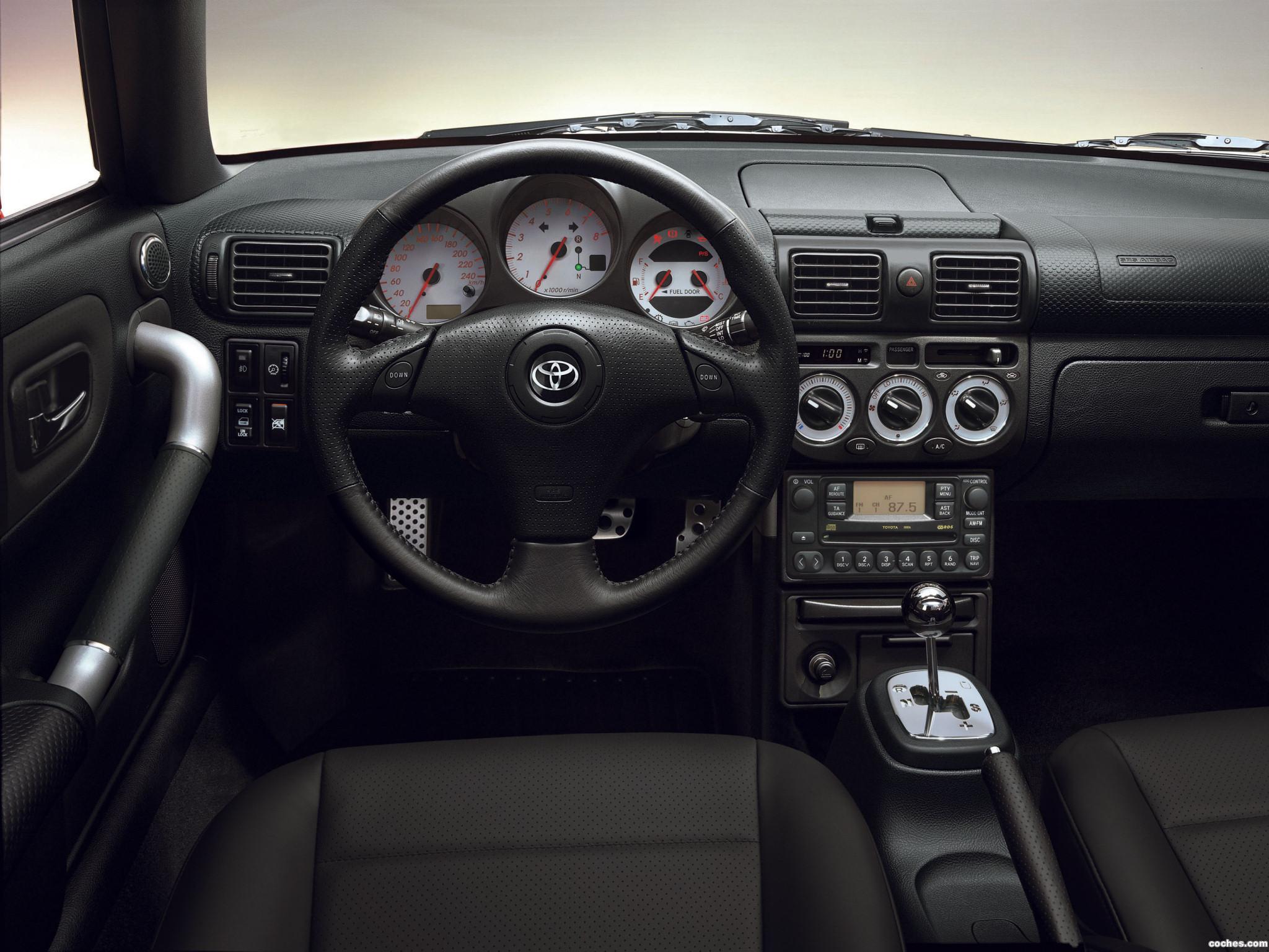 Foto 7 de Toyota MR2 2002