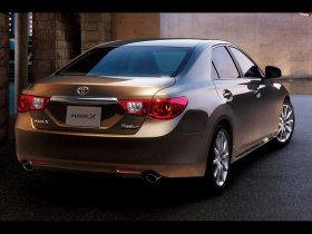 Ver foto 5 de Toyota Mark-X 2010