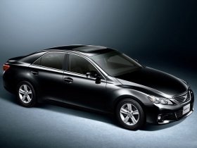 Ver foto 4 de Toyota Mark-X 2010