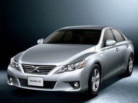 Ver foto 3 de Toyota Mark-X 2010