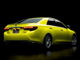 Ver foto 2 de Toyota Mark-X 250G S Package Yellow Label GRX130 2014