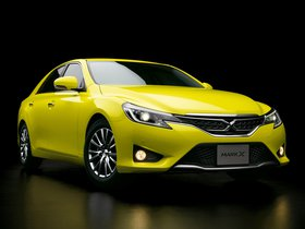 Ver foto 1 de Toyota Mark-X 250G S Package Yellow Label GRX130 2014