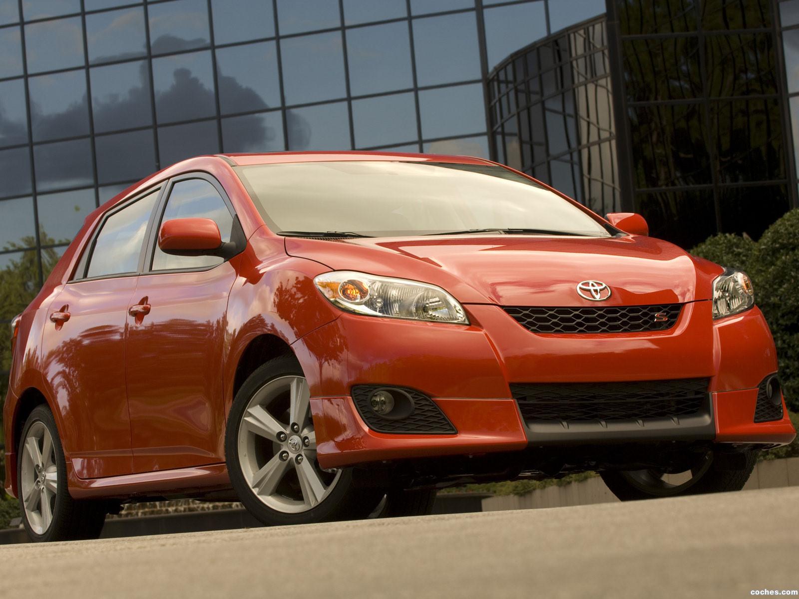 Foto 0 de Toyota Matrix S 2009