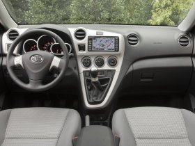 Ver foto 8 de Toyota Matrix X-RS 2009