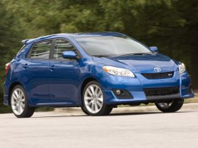 Ver foto 6 de Toyota Matrix X-RS 2009