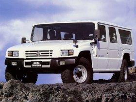 Ver foto 2 de Toyota Mega Cruiser 1996