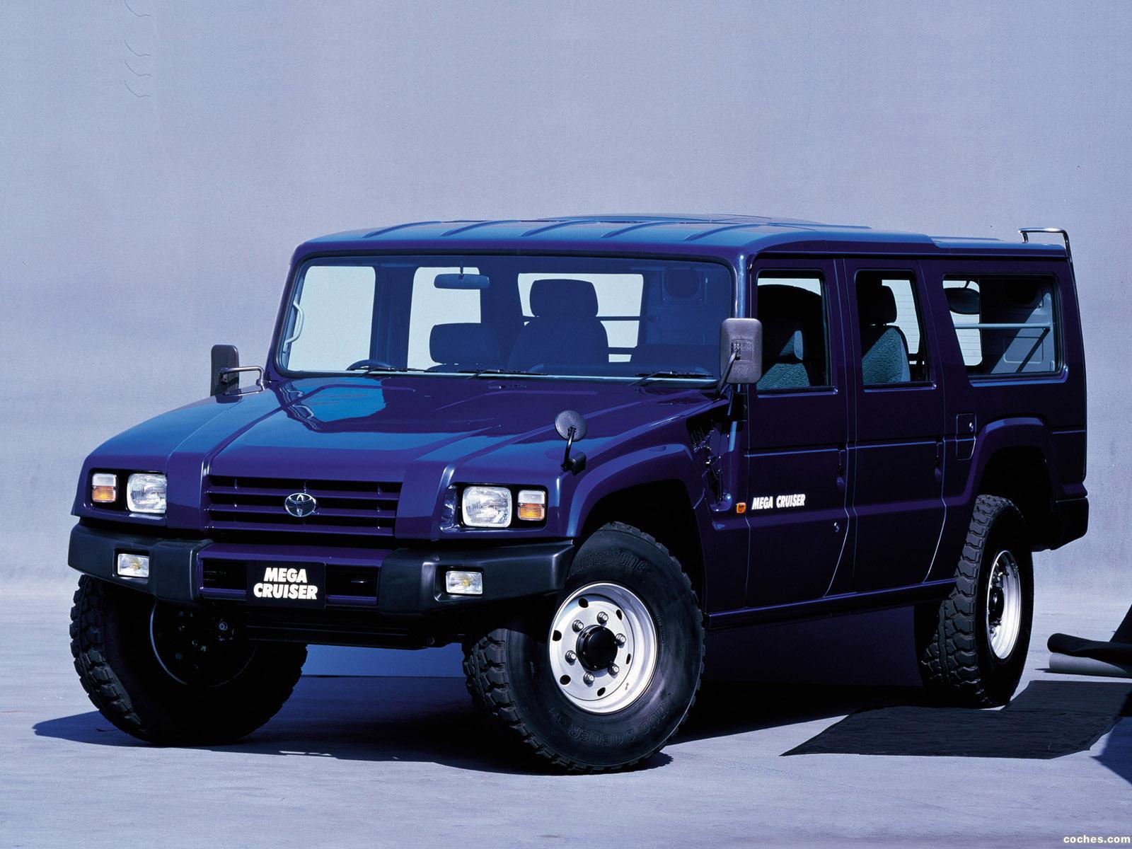 Foto 0 de Toyota Mega Cruiser 1996