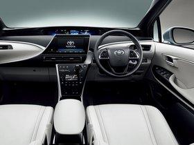 Ver foto 6 de Toyota Mirai 2015