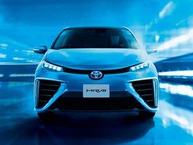 Ver foto 4 de Toyota Mirai 2015