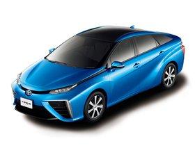 Ver foto 3 de Toyota Mirai 2015