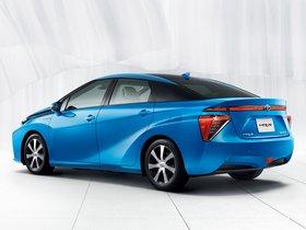 Ver foto 2 de Toyota Mirai 2015