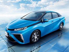 Fotos de Toyota Mirai 2015