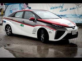 Ver foto 4 de Toyota Mirai ADAC Rallye 2015