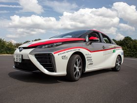 Ver foto 3 de Toyota Mirai ADAC Rallye 2015