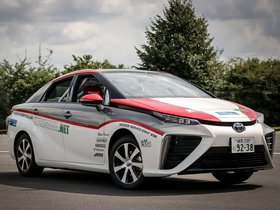 Ver foto 2 de Toyota Mirai ADAC Rallye 2015