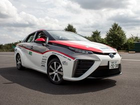 Fotos de Toyota Mirai ADAC Rallye 2015