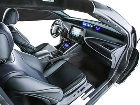 Ver foto 8 de Toyota Mirai Back To The Future 2015