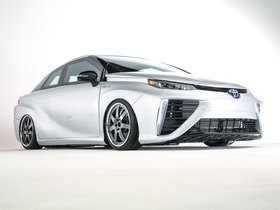 Ver foto 4 de Toyota Mirai Back To The Future 2015